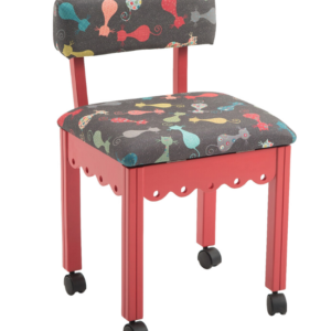 Cat's Meow Sewing Chair