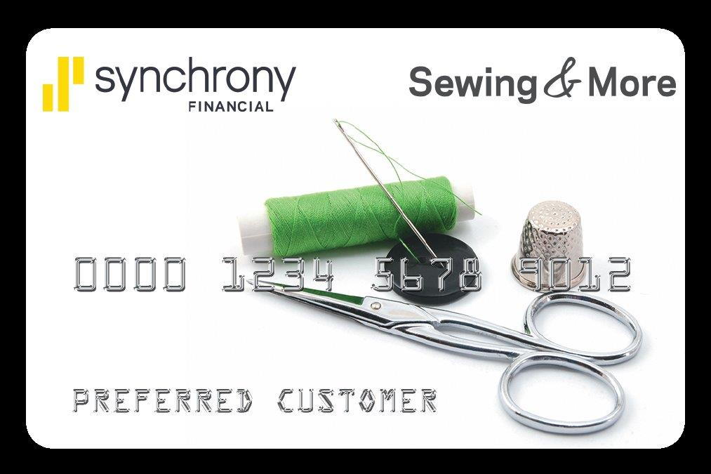 Moore's Sewing Credit Card from Synchrony Financial