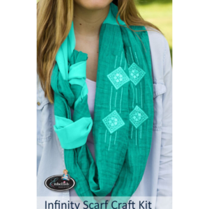 Embellish Infinity Scarf Kit