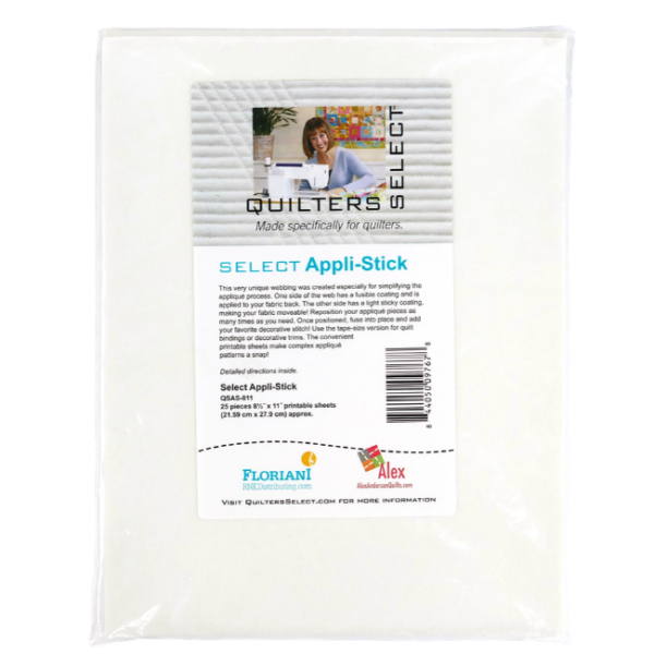 Quilters Select Appli-Stick