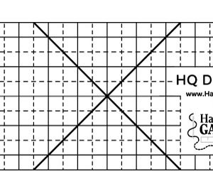 handi quilter ditch ruler product picture