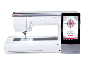 Janome Sewing & Embroidery Combo Machines
