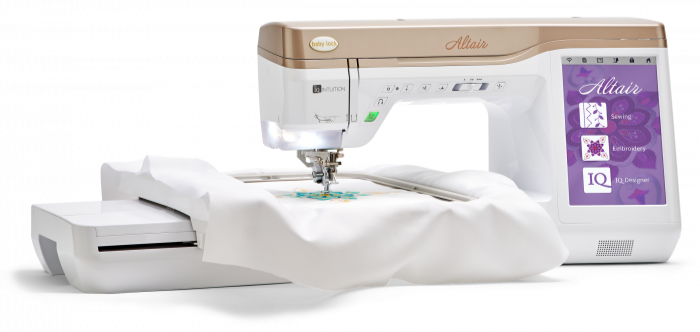 Baby Lock Altair Sewing and Embroidery Machine with IQ Designer