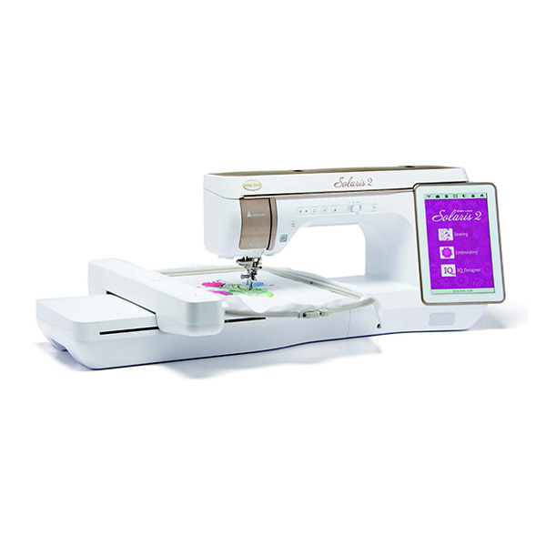 Baby Lock Solaris sewing and embroidery machine