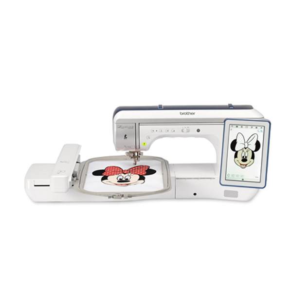 Brother Luminaire XP2 Sewing and Embroidery Machine