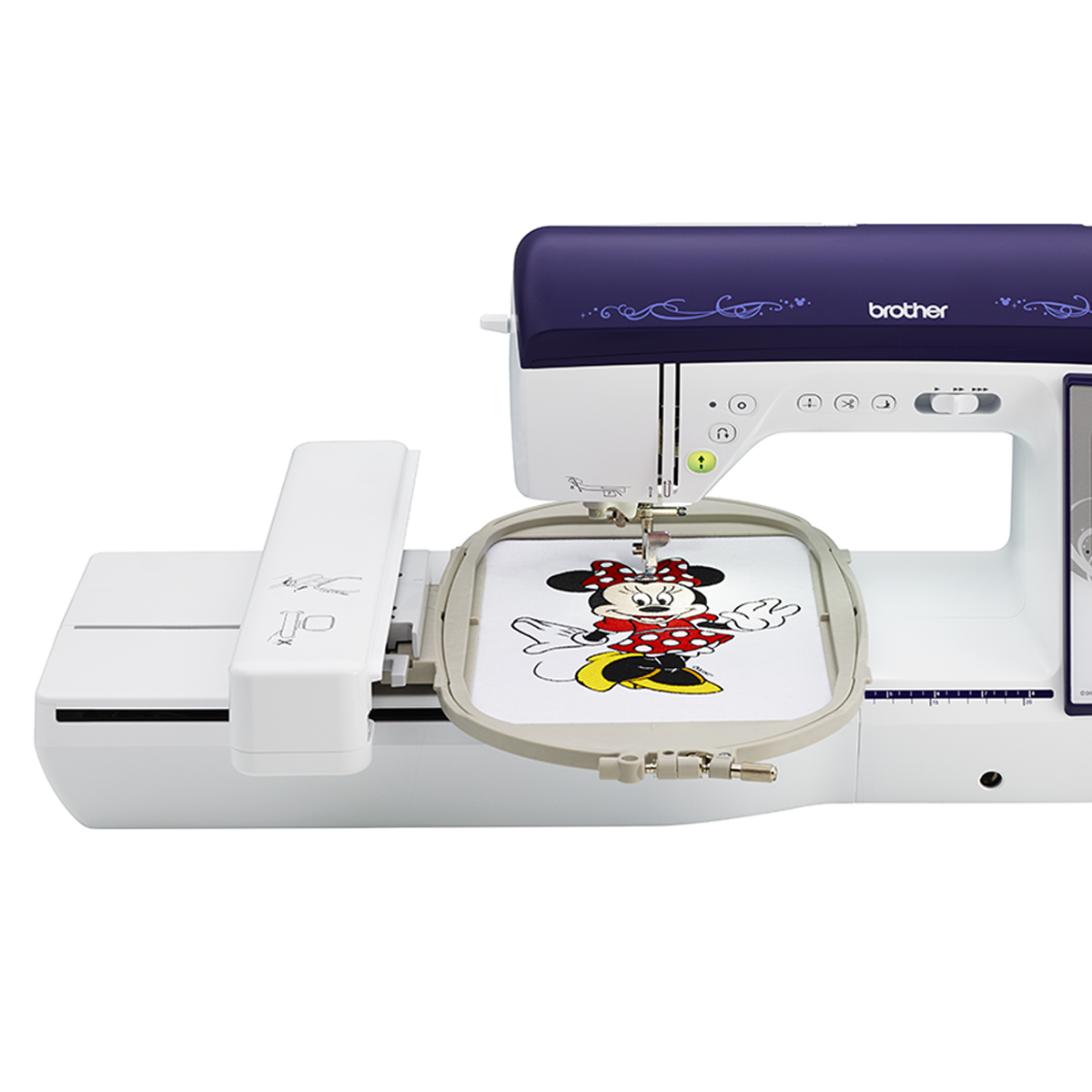 Brother NQ3600 Embroidery