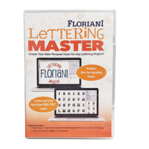 Floriani Lettering Master main product image