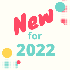 New for 2022