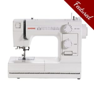 Janome HD-1000 featured for warehouse sale